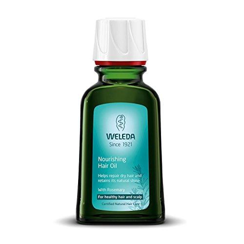 Weleda Pflegende Haaröl Rosmarin 50ml - 6-Pack