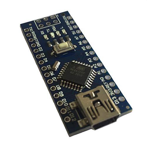 Mini Breadboard-freundliches USB V3.0 ATmega328 5V Micro-Controller Board Spannungsregler Kompatibles Zubehör