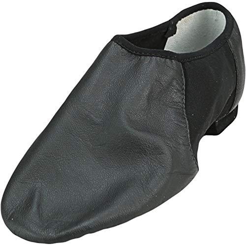 Bloch womens Neo-flex Jazz S0495l dance shoes, Black, 10.5 US
