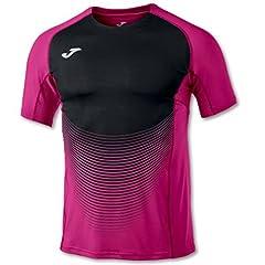 Elite Vi m/c, Camiseta, Rosa-Negro