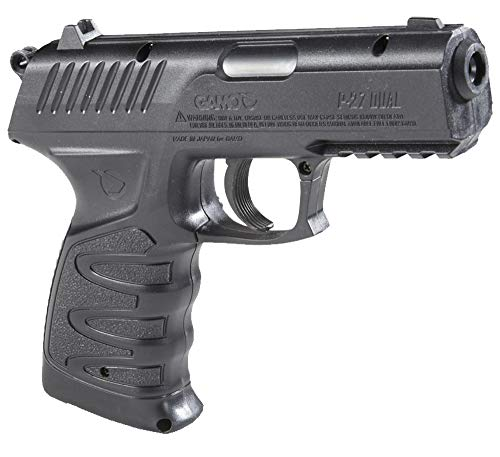 Tiendas LGP - Gamo - Pistola Gamo P-27 Dual - Arma de Aire comprimido, Potencia de 3,5 Julios, 4,5 mm, Velocidad de Salida 131 m/s