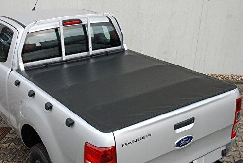 BONYTOPS Ranger XLT LADERAUMABDECKUNG TONNEAU Cover FÜR EXTRA -CAB/SUPER-CAB (1,5 KABINER) SCHUTZGITTER Version 1