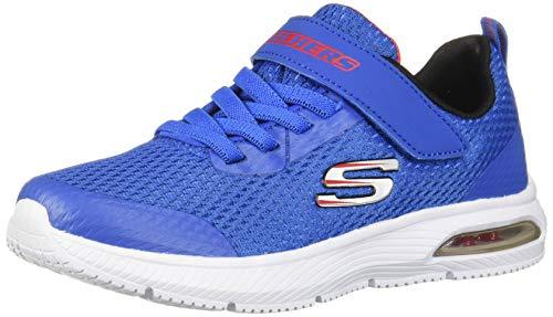 Skechers Dyna-Air Tenis para niños, Azul (Royal), 35.5 EU