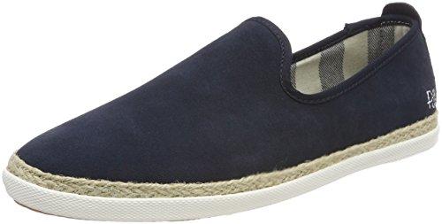 Pepe Jeans London Herren Maui Summer Espadrilles, Blau (Navy), 43 EU