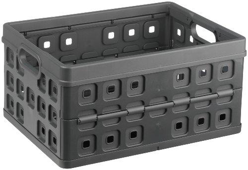 Sunware 57000636 Square - Caja de almacenaje (plegable, 32 L)