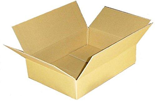 ダンボール箱60サイズA4(段ボール箱)10枚(外寸:305×215×70mm)(3ミリ厚)