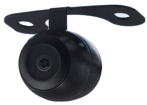 HaWoTEC PAL Auto Mini HD Rückfahrkamera Unterbau 170° Grad mit dynamische Parklinien Hilfslinien 520TVL