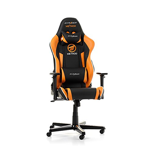 DXRacer Method Gaming Chair - Black/Orange