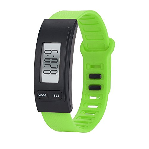 Hffan Fitness Armband mit Pulsmesser Wasserdicht IP67 Fitness Tracker Smartwatch Aktivitätstracker Pulsuhr Schrittzähler Uhr Sportuhr für Damen Herren