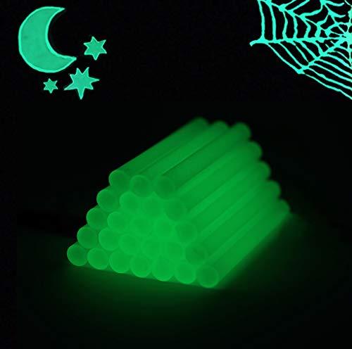 Standard Klebesticks Ø 7 und 11 mm, fluoreszierend, 25 Stk. (7mm)