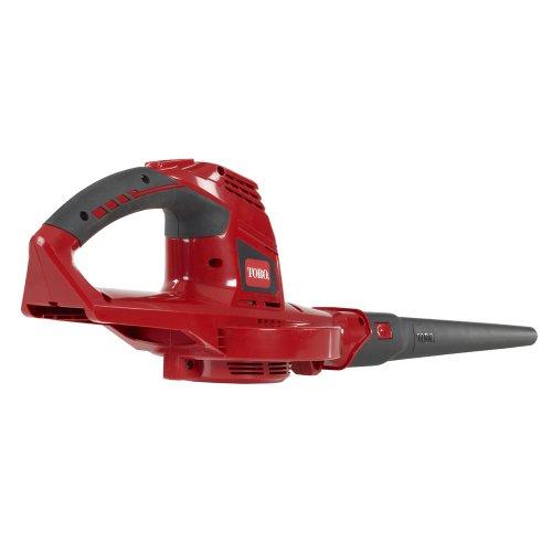 Toro 51701 Kabelloser Laubbläser, 20 Volt, 115 km/h, 2 Geschwindigkeiten, blankes Werkzeug