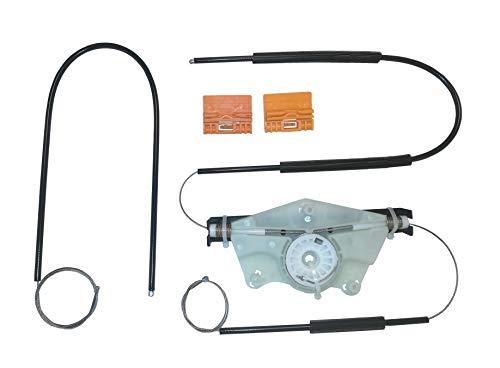 Twowinds - 8E0837461B Kit reparación Elevalunas A4 B6-B7 2000-2008 Exeo 2008-2016