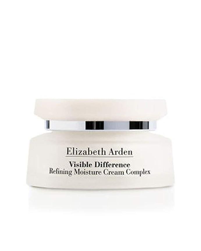 見ましたキャプテンブライ恐ろしい[lizabeth Arden] [E Visible Difference Refining Moisture Cream Complex 75ml] (並行輸入品)
