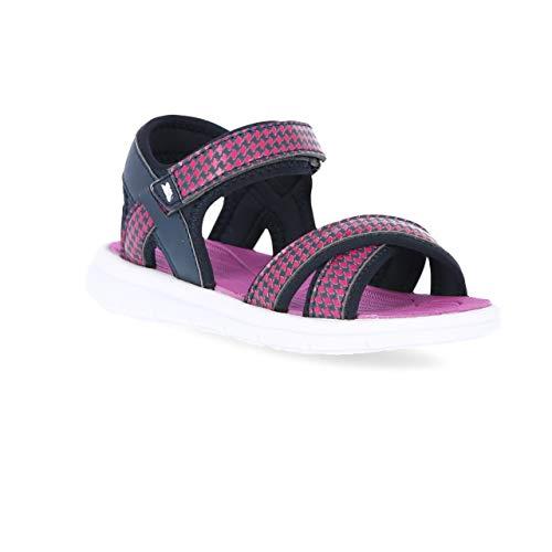 Trespass Heidi, Zapatos de Playa y Piscina para Niñas, Azul