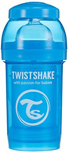 TWISTSHAKE ツイストシェイク ボトル 180ml ブルー 12430008