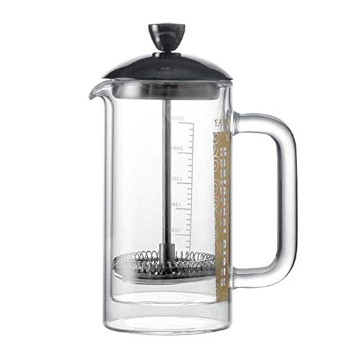Best Price Classic Glass Cup Coffee Press, Percolator, Glass,Tea, Travel French Press,Filter Coffee ...