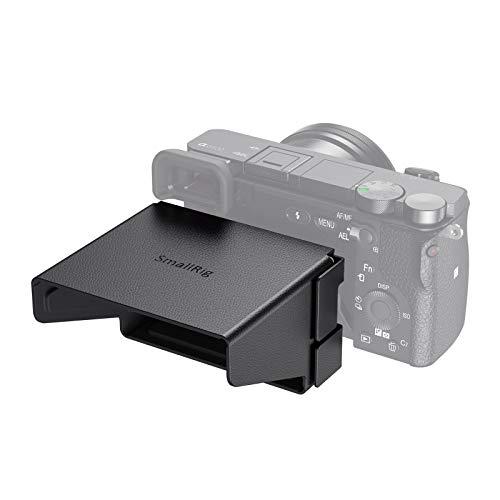 SMALLRIG Faltbare LCD Sun Hood für Sony a6000 / a6100 / a6300 / a6400 / a6500 / a6600 Kameras - 2823