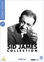 Sid James Collection - Comic Icons