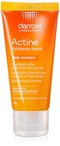 Actine Esfoliante Facial, 60 G, DARROW