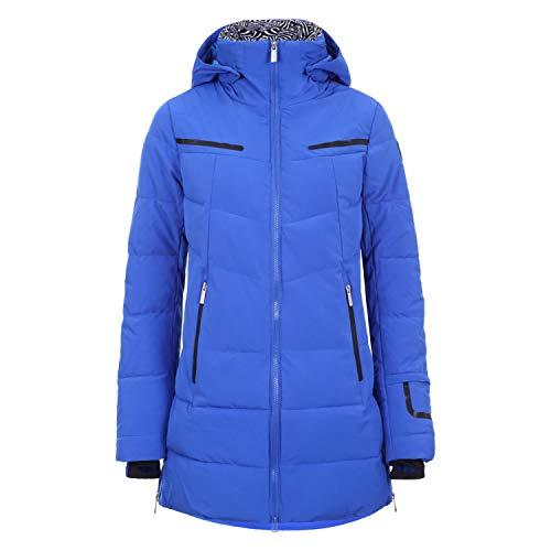 Icepeak Damen Elida Skijacke blau 34