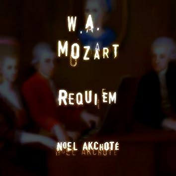 Wolfgang Amadeus Mozart: Requiem (Chorals, Arr. for Guitar)