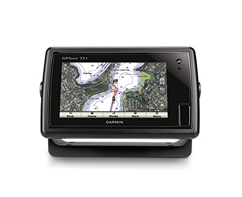 Garmin 010-01101-00 GPSMAP 721 with Worldwide Basemap