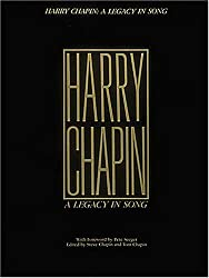 Harry Chapin - A Legacy in Song/Piano - Vocal
