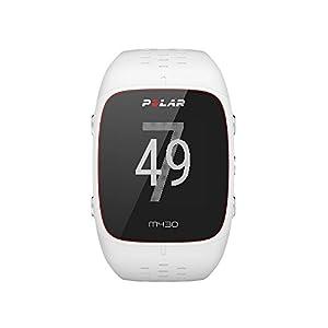 Polar M430 Reloj de Running con GPS y Frecuencia cardíaca en la muñeca - Multideporte - Actividad 24/7 - Blanco, S