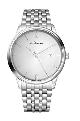 Adriatica Herrenuhr Analog mit Armband A8269.5153Q