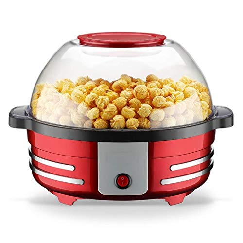 Find Cheap Xndz Stir Crazy Deluxe Electric Hot Oil Popcorn Popper Machine with Removable Heating Pla...