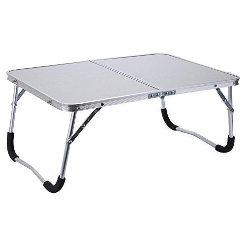 Mesas de picnic, mesa de comedor plegable para ordenador portátil, mesa de escritorio, bandeja de desayuno, bandeja