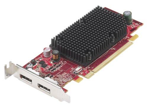 ATI FireMV 2260 Grafikkarte (PCI, 256MB DDR2 Speicher, 2X DVI, 1 GPU)