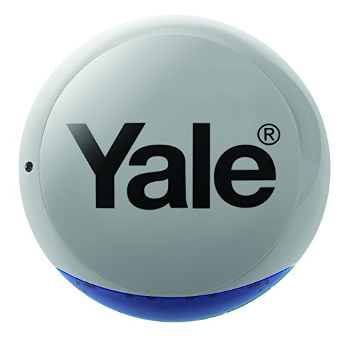 Yale SR-BXD-Grey Outdoor Siren for Yale SR Smart Home Range