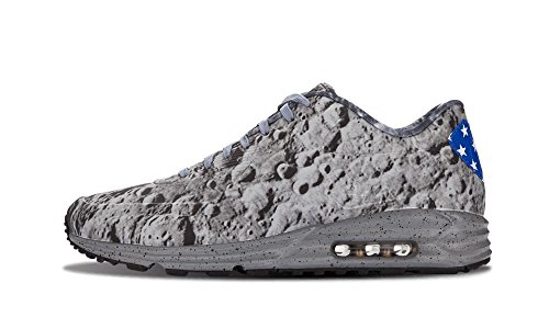 Nike Air Max 90 Lunar SP Moon Landing - Rflct SLVR/Rflct SLVR-MTLLC Gl Trainer Size 8 UK