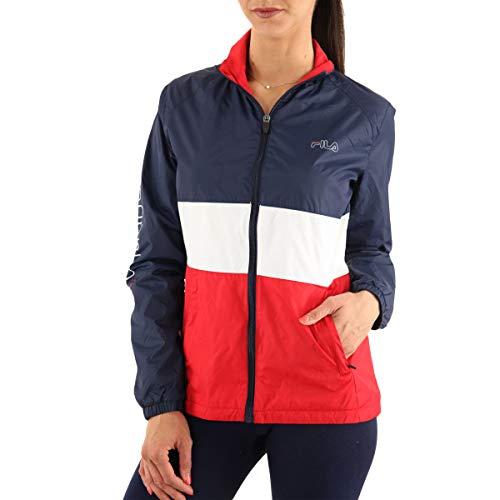 Fila - Veste Stap Track Jacket Couleur - Bleu Marine, Taille - XS