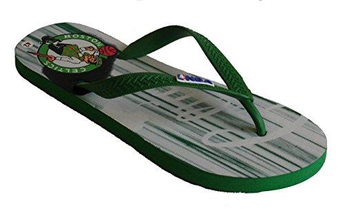 NBA - Chanclas 1541 Boston Celtics Verde Size: 43 EU