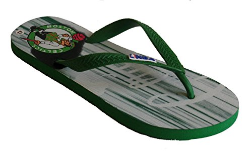 NBA - Chanclas 1541 Boston Celtics Verde Size: 43 EU