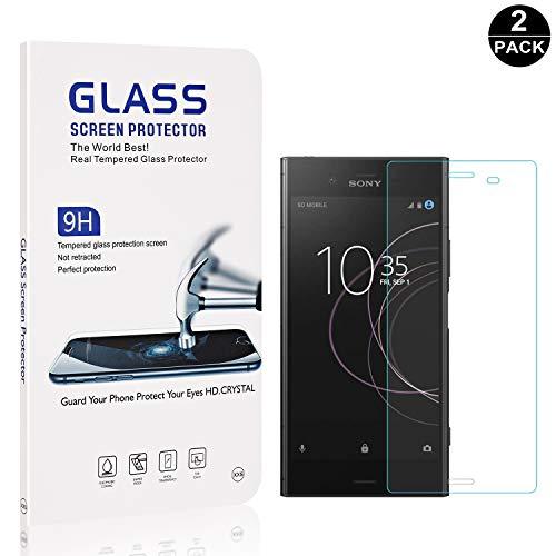 Bear Village® Verre Trempé pour Sony Xperia Z3 Compact, Sans Bulles, Ultra Transparent, 3D Touch Protection en Verre Trempé Écran pour Sony Xperia Z3 Compact, 2 Pièces