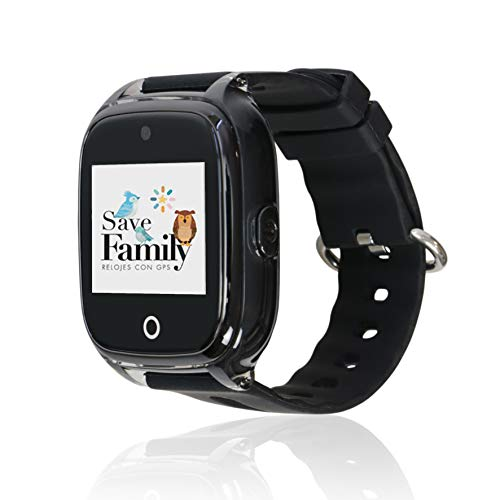 Reloj con GPS para niños SaveFamily Infantil Superior acuático Ip67 con cámara....