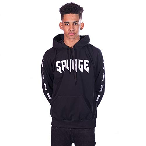 SAVAGE - TIM CARTER Sudaderas Negro