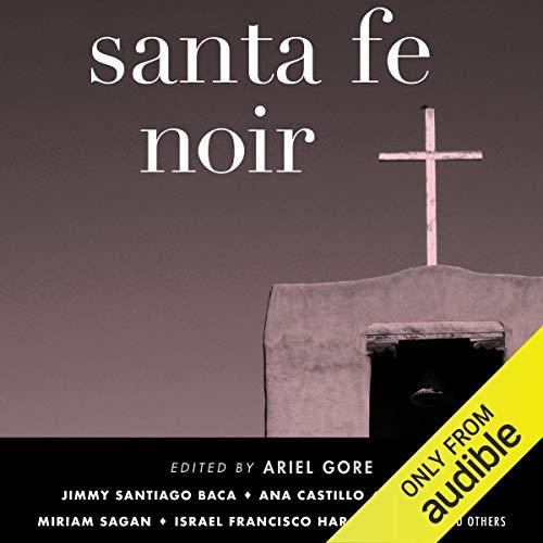Page de couverture de Santa Fe Noir
