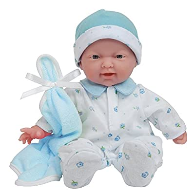 JC Toys La Baby Boutique Soft Body Baby Doll from