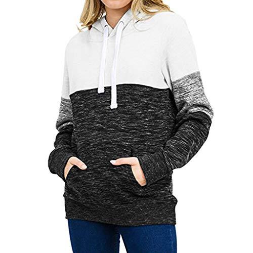 Auifor casual hoodies sweatshirt van de kunst en wijsvrouwen feesten dames met capuchon blouse pullover
