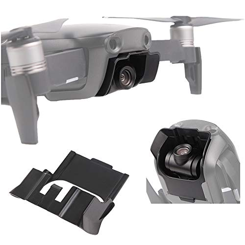 Arzroic Mavic Air Lens Hood Sun Shade Accessories Camera Gimbal Cover Protector Guard Cap Lock for DJI Mavic Air