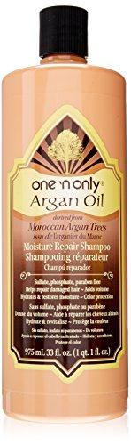 One 'n Only Argan Oil Moisture Repair Shampoo,975ml(33oz),1QT