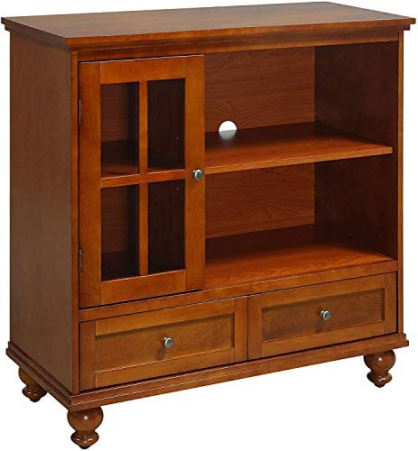 Convenience Concepts 8067000CH Tahoe Highboy TV Stand product image