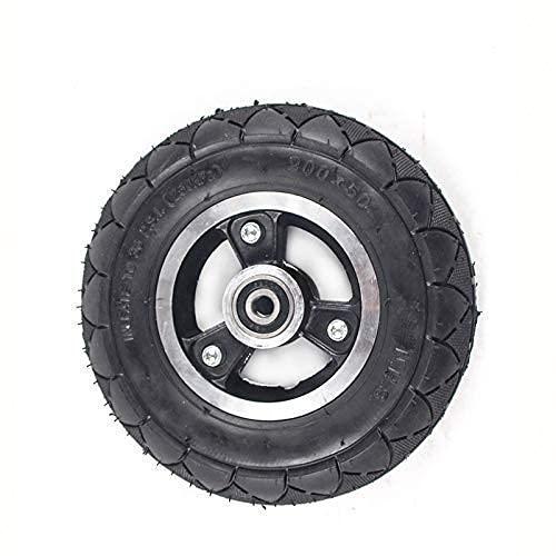 WYDM Neumáticos de amortiguación para patinetes eléctricos Mobility Scooter Neumático para Silla...