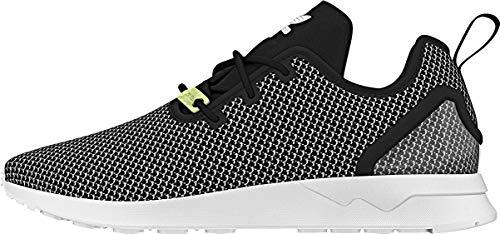 adidas Originals ZX Flux ADV Asym S79054 White/Black Gr. 42 2/3 (UK 8,5)