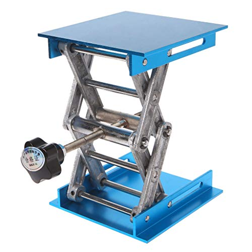 ATuniby Aluminum Router Lift Table Woodworking Engraving Lab...