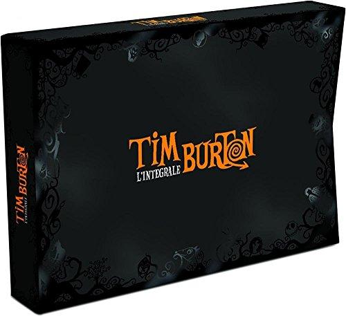 Tim Burton-L'intégrale (18 Films) [Édition Limitée]